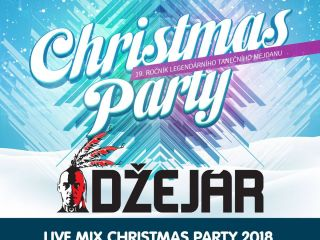 Poslechněte si set z Christmas Party 2018
